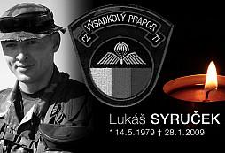 Před 9 lety tragicky zemřel náš výsadkář Lukáš Syruček