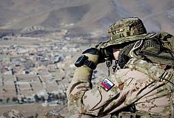 5. pluk speciálního určení - Misia Afganistan