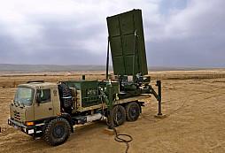 Izraelské radary hlídají vzdušné prostory států NATO