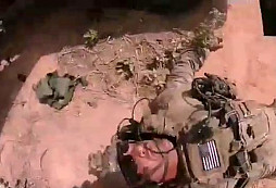 Brutální video Islámského státu z přepadení U.S. Special Forces v Nigeru. JEN PRO SILNÉ POVAHY!