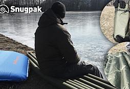 Karimatky SNUGPAK - vysoký komfort a výborná izolace od chladu země