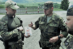 Jerky se hodí do přírody i na vojenské cvičení