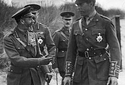 Poslední rytíř... král Albert I. - hrdina 1. světové války