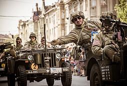 Slavnosti svobody v Plzni 2018