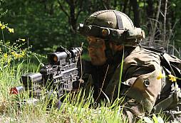 V Německu v minulých dnech vrcholila půlroční příprava mezinárodních jednotek pro nasazení v Litvě