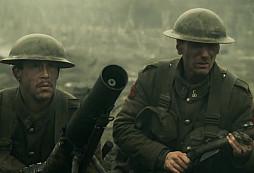 TIP na film:  Bitva o Passchendaele - jatka u Flander, kde padlo 720 000 mužů.....