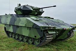 Bude mít nové obrněné pásové vozidlo AČR české jméno?