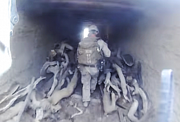 Americký mariňák unikl jen o vlásek jisté smrti zásahem do hlavy