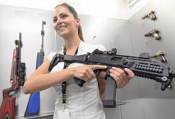 Česká zbrojovka plánuje přezbrojit americkou armádu
