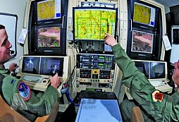 Operátoři bezpilotních letadel: Naše práce je peklo