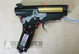 Set vzduchotechniky pro AK47 - II. díl