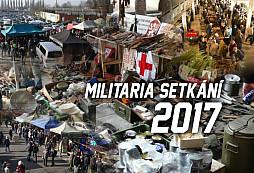 Militaria setkání 2017