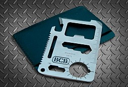 Multifunkční karta BCB