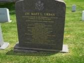 Matt Urban přezdívaný Duch - bojovník, na kterého byla i smrt krátká