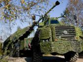 Archer Artillery System - nejrychlejší houfnice na světě