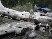 Druhoválečná létající pevnost B-17 byla po desítkách let nalezena v džungli