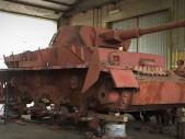 Vzkříšení německého druhoválečného tanku Pz. IV