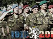 Stovky vojáků, tanky, gripeny apod. aneb obří přehlídka připomene vznik Československa