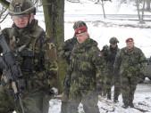 10. strážní rota se připravuje na misi v Afghánistánu