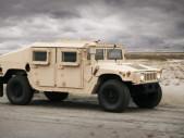 HMMWV neboli (Vysoce mobilní víceúčelové kolové vozidlo)