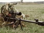 Česká odstřelovací puška OP 96 Falcon