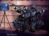 ReTWis 5 – nejnovější verze radaru detekující osoby za pevnými překážkami