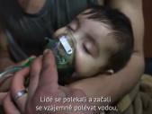 Chemický útok, který spustil raketovou odvetu proti Sýrii, byl vykonstruovaný?!