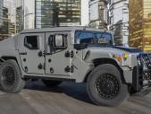 Nová generace armádního Humvee je tady