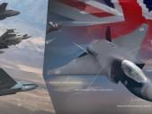 Britové odhalili stíhačku budoucnosti. Jmenuje se Tempest a má se vyrovnat americké F-35