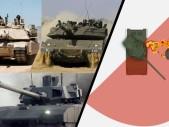 Podívejte se, jak fungují moderní tankové obranné systémy