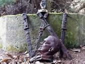 Stará studna po letech vydala druhoválečné artefakty