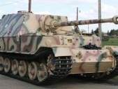Postrach východní fronty, král bojiště u Kurska - těžký stíhač tanků SdKfz 184 Ferdinand / Elephant