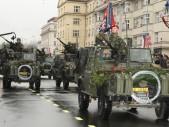 Vojenská přehlídka k 100. výročí vzniku republiky bude opravdu velkolepá
