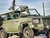 Na výstavě Future Forces Forum se představilo nové české bojové vozidlo LRPV Gepard