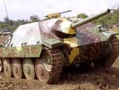 Hetzer - obávaný německý stíhač tanků na podvozku československého tanku LT vz.38