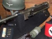 Samopal MP 40 - německá druhoválečná legenda