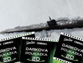 SOUTĚŽ: Vyhrajte 6 vstupenek do kina na film Útok z hlubin
