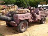 Land Rover S2A DPV