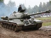 IS-3: sovětský těžký tank, který již nestihl zasáhnout do bojů 2. světové války