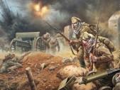 Pevnost Osowiec ruští obránci dokázali bránit proti přesile neuvěřitelných 11 měsíců