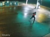 Vražda při přepadení benzínky na Mělnicku