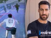 Bývalý člen elitní jednotky IDF nezaváhal a zneutralizoval agresivního útočníka, který před tím napadl několik lidí
