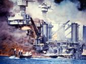 Dnes si připomínáme zákeřný útok Japonců na Pearl Harbor