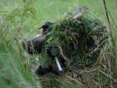 Neviditelní vojáci - maskování může mít často větší význam, než samotné vedení bojové činnosti