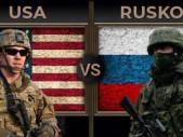USA vs. Rusko - kdo má aktuálně vojenskou přesilu