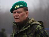 Josef Bečvář po 45 letech služby v armádě začíná novou kariéru
