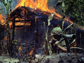 Neznámé pohledy na Vietnamskou válku - odtajněné záběry z vojenských archivů
