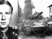 Druhoválečné tankové eso Ernst Barkmann