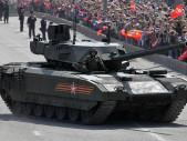 Nový ruský tank T-14 Armata zahajuje státní zkoušky, následně by měl být zaveden do sériové výroby