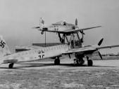 Mistel - tajný bombardovací systém německé Luftwaffe